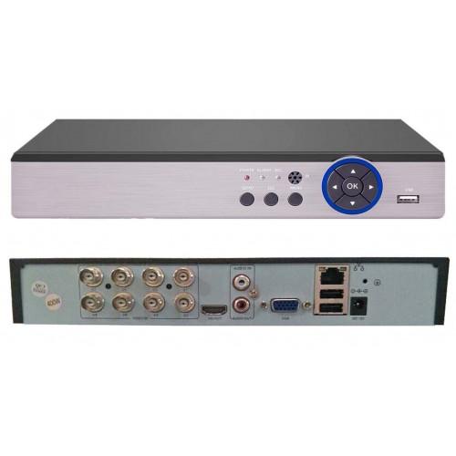 8CH 5MPx rekordér DVR/XVR EONBOOM MHD-0801