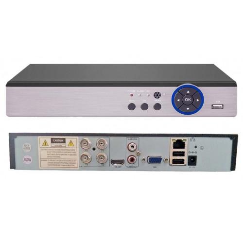 4CH 5MPx rekordér DVR/XVR EONBOOM MHD-0401