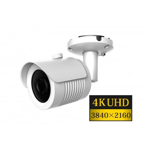 "8MPx, 1/1,8"" AHD bullet Omnivision 4K UHD hybridní bullet kamera ZONEWAY HD935, 4mm, WDR, EXIR IR 40m"