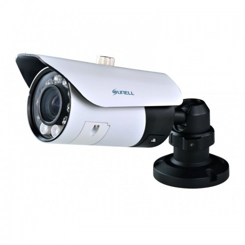 4MPx bullet IP H265, SUNELL, ZOOM 2,8-12mm, IR 30m, IPR5741APDNZ
