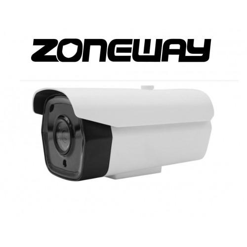 4MPx H265 IP kamera, H265, POE, mot. AF ZOOM 2,7-13,5 mm, WDR, P2P. SD, EXIR IR40m, Dropbox, GOOGLE, ZONEWAY XH400 + držák Doprodej