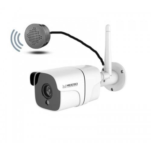 2MPx WIFI IP kamera MEESO, IR30m, ONVIF, alarm SOUND - repro výstup