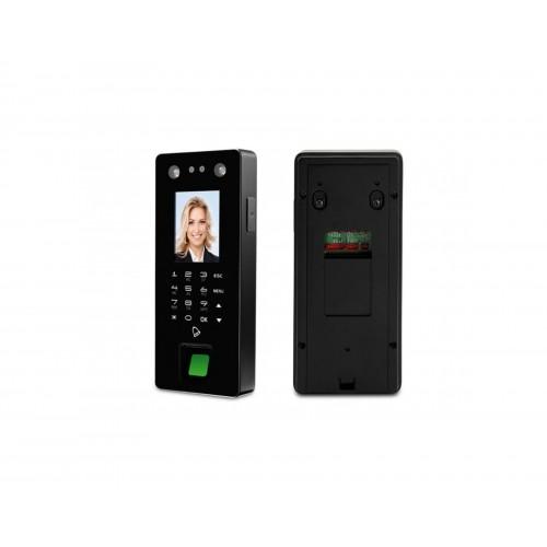 Biometrický přístupový systém s funkcí 3D FCR rozpoznání obličeje Zoneway T501