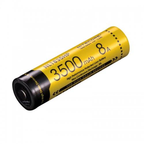 Baterie nabíjecí Li-Ion 18650, 3,7V, 3500mAh