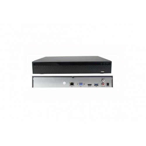25CH IP NVR síťový rekordér s IVA ZONEWAY NVR3625