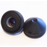 3,6 mm výměnitelná čočka pro kamery, dirková pro skrytou montáž