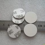 Bezkontaktní plastová RFID  vodotěsná samolepka (125 kHz), IP66, QB-30E